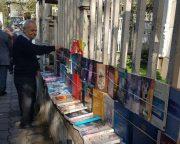 کهنه فروش کتاب گیلان: لابه لای ورق های کهنه، حرف تازه می فروشم