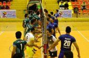 نتایج هفته پایانی نیمفصل اول رقابتهای لیگ برتر والیبال استان