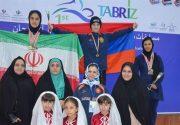 شناگر ارمنستانی: ورزشکاران ایران فوقالعاده هستند