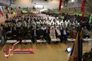 یادواره سرداران، فرماندهان و 650 شهید شهرستان لاهیجان برگزار شد