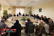 نشست صمیمی انجمن های فرهنگی و هنری لاهیجان با فرماندار این شهرستان برگزار شد