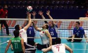2 گیلانی عازم مسابقات والیبال نشسته قهرمانی جهان شدند