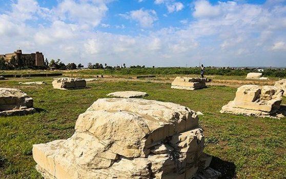 بقایایی از یک شهر گمشده تاریخی در شرق گیلان کشف شد