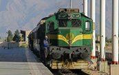 حمل محصولات کشاورزی با قطار برای نخستین بار در گیلان
