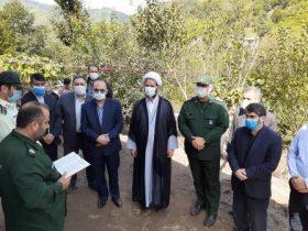 افتتاح یک واحد مسکن مددجو در آستارا