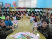 کتابخانه های عمومی کشور کانون رشد، پرورش و شکوفایی خلاقیت در کودکان هستند