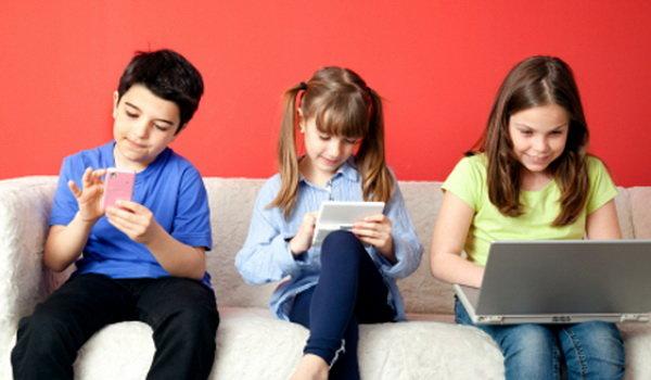 کودکان، بیشترین قربانیان فضای مجازی