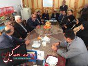 بازدید مسئولین بهزیستی کشور از ظرفیت های این حوزه در شهرستان لاهیجان