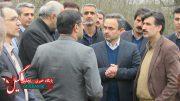 بازدید فرماندار لاهیجان به همراه جمعی از مدیران استانی از ظرفیت های گردشگری تالاب سوستان