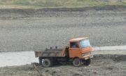تالاب انزلی گنجینه ای بین المللی / تشدید نظارت بر برداشت شن و ماسه رودخانه های گیلان